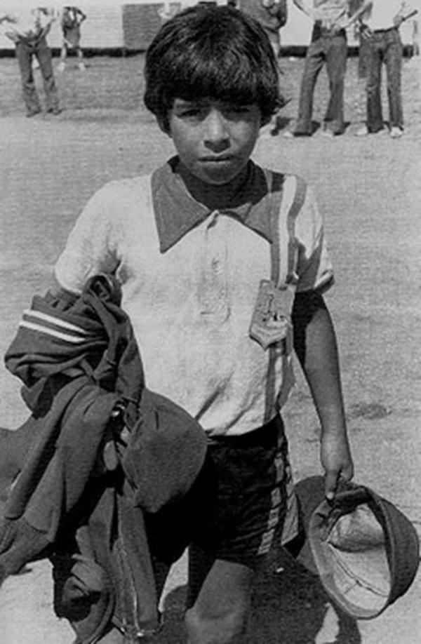 Diego Maradona và lời tiên tri định mệnh về một huyền thoại vĩ đại-1