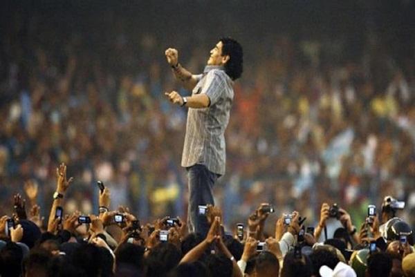 Diego Maradona và lời tiên tri định mệnh về một huyền thoại vĩ đại-3