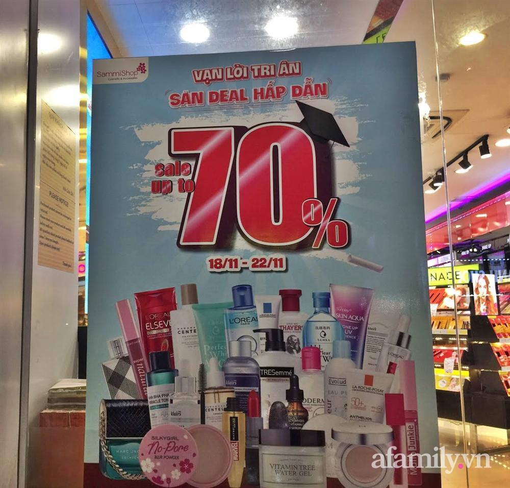 Hà Nội: Phố thời trang rợp biển giảm giá 80% trước ngày mua sắm Black Friday-8