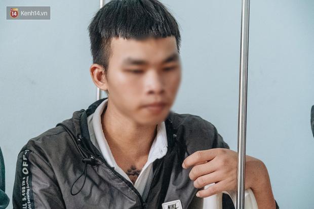 Người thân xót xa khi gặp lại cậu bé 15 tuổi bị chủ quán bánh xèo bạo hành, hy vọng cháu sớm về quê tiếp tục việc học-8