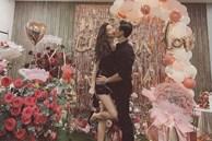 Phát sốt trước đôi chân thon dài cùng khoảnh khắc Hồ Ngọc Hà khóa môi Kim Lý trong buổi hẹn hò riêng tư