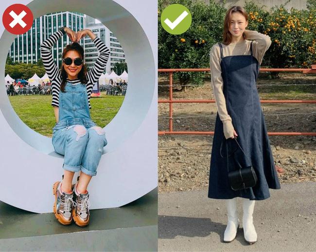 3 kiểu đồ các mỹ nhân không tuổi mặc thì đẹp, chị em 30+ bắt chước theo thì dễ thành lạc quẻ-1
