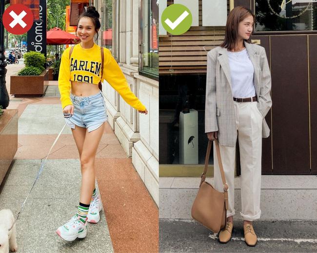 3 kiểu đồ các mỹ nhân không tuổi mặc thì đẹp, chị em 30+ bắt chước theo thì dễ thành lạc quẻ-2