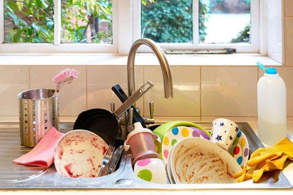 Muốn rửa bát nhanh, sạch mà không tốn sức cần chú ý 5 điều sau đây-1