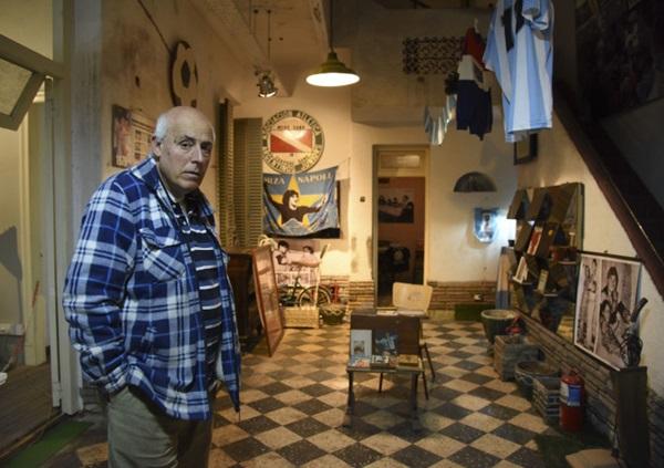 Khám phá nơi yên nghỉ cuối cùng của Maradona, căn nhà Cậu bé Vàng từng sống thuở chưa nổi tiếng-2