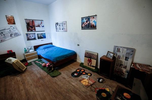Khám phá nơi yên nghỉ cuối cùng của Maradona, căn nhà Cậu bé Vàng từng sống thuở chưa nổi tiếng-4