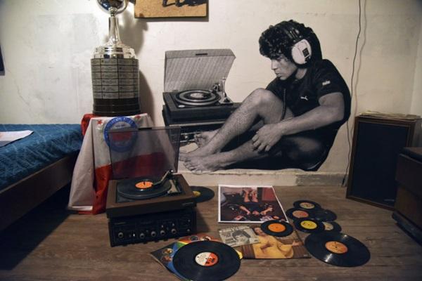 Khám phá nơi yên nghỉ cuối cùng của Maradona, căn nhà Cậu bé Vàng từng sống thuở chưa nổi tiếng-5
