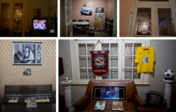 Khám phá nơi yên nghỉ cuối cùng của Maradona, căn nhà Cậu bé Vàng từng sống thuở chưa nổi tiếng-6