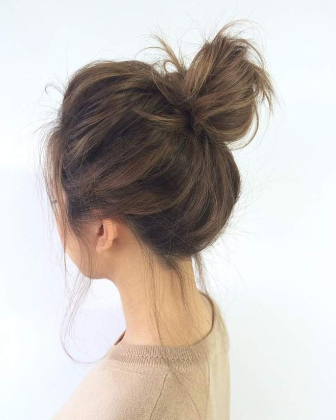 6 kiểu tóc nhìn đơn giản nhưng lại giúp các chị em trẻ xinh ra nhiều phần, ai nhìn cũng mê-2