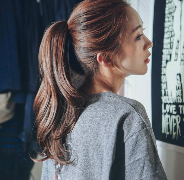 6 kiểu tóc nhìn đơn giản nhưng lại giúp các chị em trẻ xinh ra nhiều phần, ai nhìn cũng mê-4
