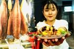 Loại mực nổi vân lạ trên mai, nặng tới 2kg/con về chợ Hà Nội-4