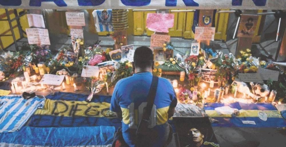 Mong muốn cuối của Maradona khiến người Argentina òa khóc-3