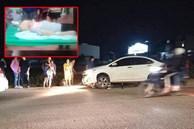 Hà Nội: 2 cô gái trẻ nguy kịch sau khi liên tiếp bị 2 ô tô tông trúng rồi kéo lê hàng trăm mét, tài xế rồ ga chạy bỏ mặc nạn nhân