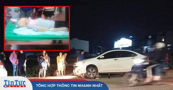 Hà Nội: 2 cô gái trẻ nguy kịch sau khi liên tiếp bị 2 ô tô tông trúng rồi kéo lê