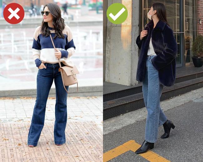4 kiểu quần jeans có cho cũng không lấy vì diện lên lôi thôi, lỗi mốt và dễ còn tố sạch nhược điểm đôi chân-3