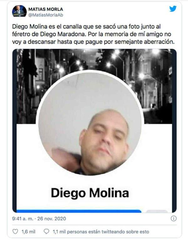 Nhân viên tang lễ gây phẫn nộ vì chụp ảnh đặt tay lên thi hài Maradona: Luật sư của Cậu bé vàng thề bắt những kẻ vô lại phải trả giá trước pháp luật-3