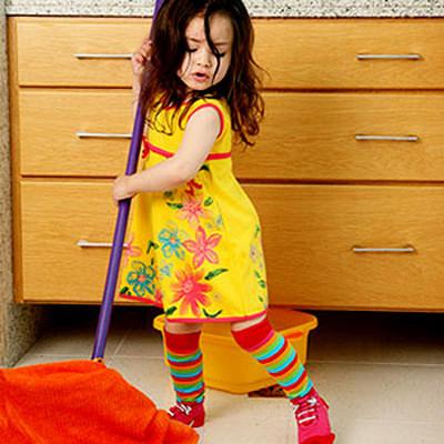 """Bố mẹ lười biếng"""" đúng thời điểm thì con cái càng ngoan, tự lập và có trách nhiệm-1"""