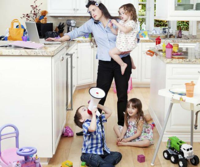 """Bố mẹ lười biếng"""" đúng thời điểm thì con cái càng ngoan, tự lập và có trách nhiệm-2"""