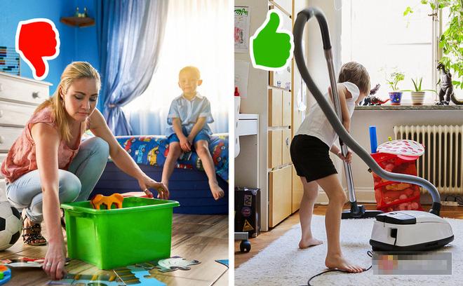 """Bố mẹ lười biếng"""" đúng thời điểm thì con cái càng ngoan, tự lập và có trách nhiệm-3"""