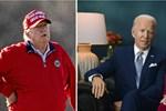 Tổng thống Donald Trump cùng ông Joe Biden đón Lễ Tạ ơn khác biệt: Người lộ diện lẻ loi, người hạnh phúc bên gia đình
