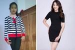 Xôn xao hình ảnh quá khứ của Hoa hậu Đỗ Thị Hà, gây chú ý nhất là đôi chân 1m1