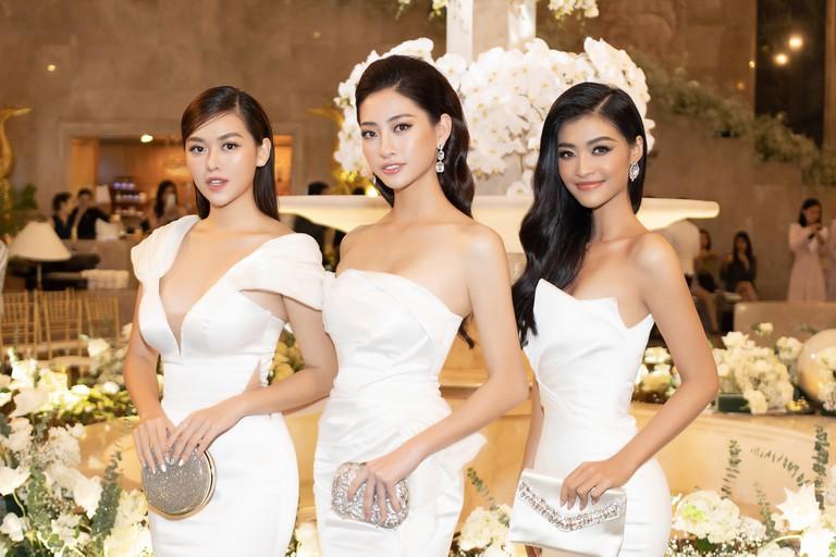 Hé lộ dàn khách mời khủng đến dự đám cưới Tường San: Cả quân đoàn Hoa hậu, Á hậu đình đám hội tụ hết tại đây rồi!-3