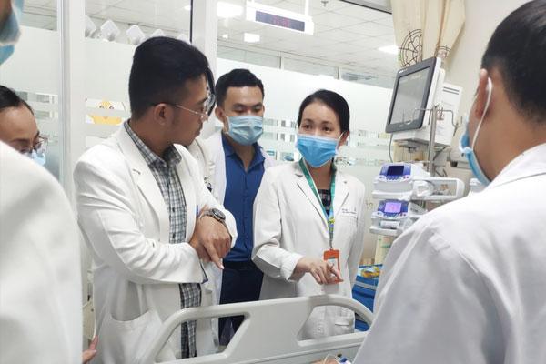 Bé trai 14 tuổi ở Kiên Giang nhiễm khuẩn 'bí ẩn', tính mạng nguy kịch