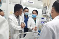 Bé trai 14 tuổi ở Kiên Giang nhiễm khuẩn 'bí ẩn', tính mạng nguy kịch sau khi vô tình vấp té trên sà lan