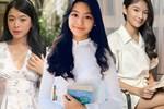 'Bình rượu mơ' của sao Việt: Mới 15 tuổi đã cao tới 1m70, dáng chuẩn hoa hậu tương lai nhưng bất ngờ nhất là phong cách thời trang