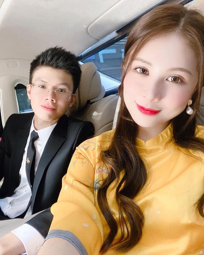 Soi gu bạn gái của người thừa kế máu mặt trong 2 gia đình siêu giàu Việt Nam: Muốn bước vào hào môn có dễ?-8