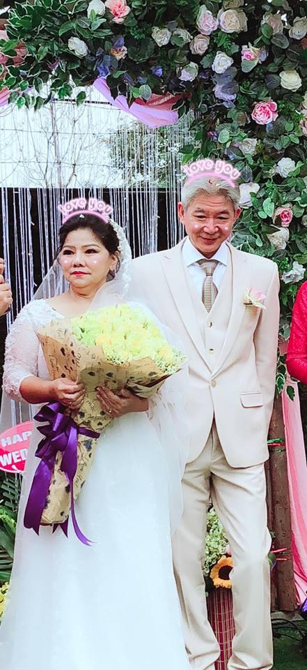 NSND Thanh Hoa: 68 tuổi mới được làm cô dâu, khóc nhiều hơn cười-1