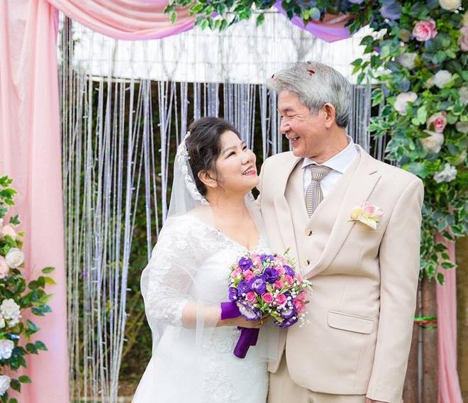 NSND Thanh Hoa: 68 tuổi mới được làm cô dâu, khóc nhiều hơn cười-2