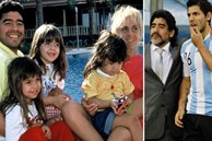 Huyền thoại Diego Maradona ra đi để lại 11 người con, kết quả của cuộc đời hào hoa và cuộc chiến tranh quyền thừa kế chưa có hồi kết