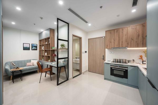Vinhomes Smart City tung căn hộ 'vừa túi' dành cho khách hàng trẻ-2