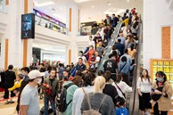 Vincom Black Friday hút hàng nghìn khách ngay trong ngày đầu tiên
