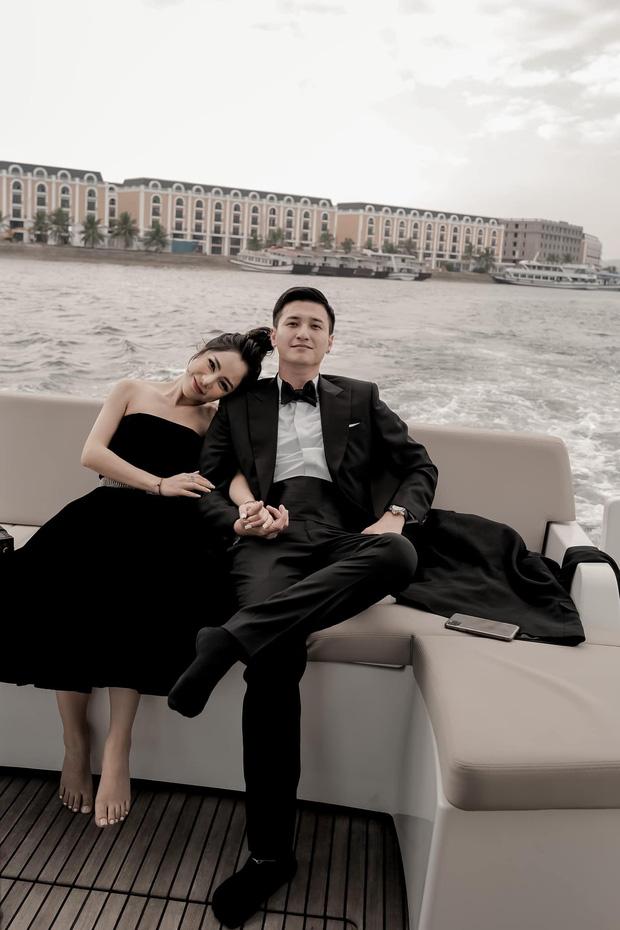 HOT: Diễn viên Huỳnh Anh công khai hẹn hò MC VTV, hoá ra là single mom hơn anh 6 tuổi-3