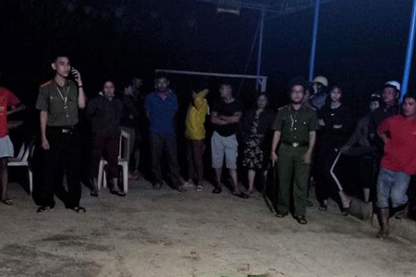 Nổ súng ở Quảng Nam: Nghi phạm và nạn nhân và nạn nhân vừa đi hát karaoke