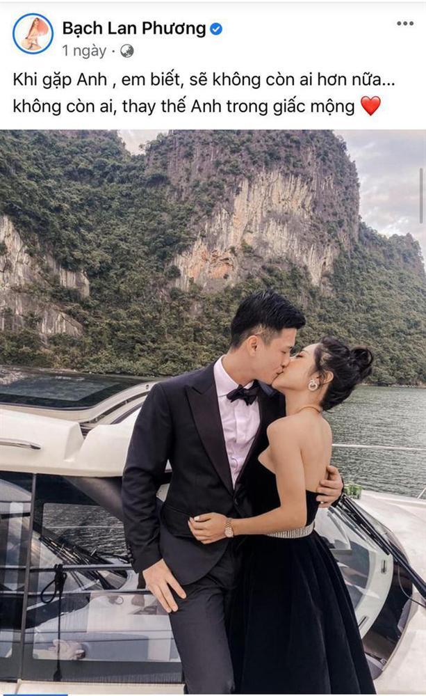 Hoá ra Huỳnh Anh đã liên tục nhá hàng ảnh của bạn gái MC VTV lộ liễu từ lâu mà ai cũng tưởng... bị hack-1