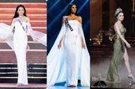 Thêm một pha nghi án váy nhái tại cuộc thi Hoa hậu: Bộ đầm mà Ngân Anh, Hương Giang từng mặc cũng bị 'đào mộ' ngay lập tức