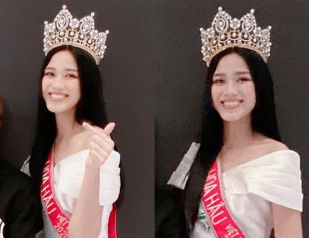 Dụi mắt vài lần mới nhận ra tân Hoa hậu Việt Nam Đỗ Thị Hà bên Duy Khánh, gương mặt hốc hác đáng lo-2