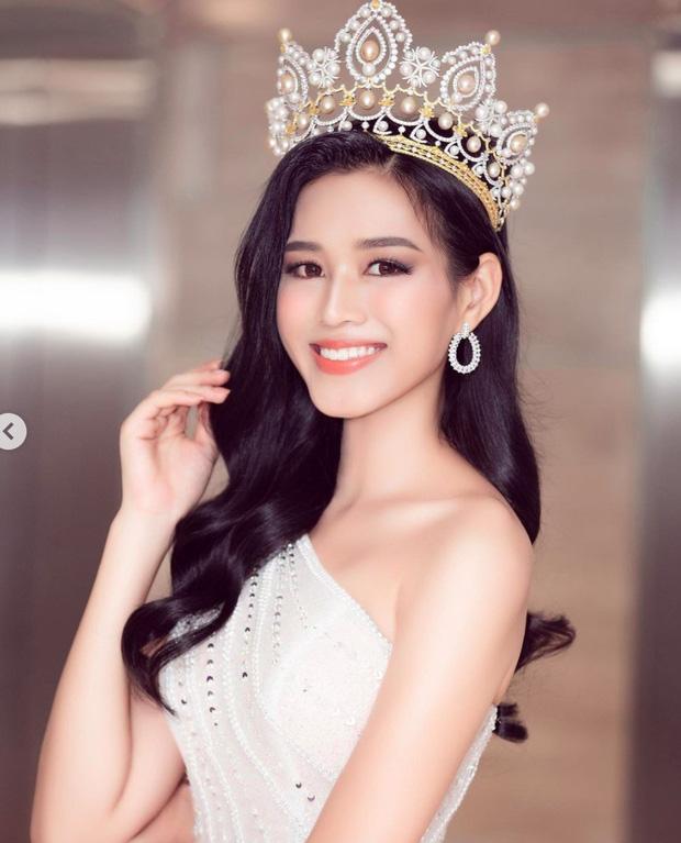 Dụi mắt vài lần mới nhận ra tân Hoa hậu Việt Nam Đỗ Thị Hà bên Duy Khánh, gương mặt hốc hác đáng lo-3