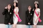 Dụi mắt vài lần mới nhận ra tân Hoa hậu Việt Nam Đỗ Thị Hà bên Duy Khánh, gương mặt hốc hác đáng lo