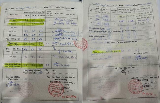Giám khảo/cố vấn Siêu Trí Tuệ Việt, người giữ 4 kỷ lục thế giới về trí nhớ khoe học bạ gây sốc-2