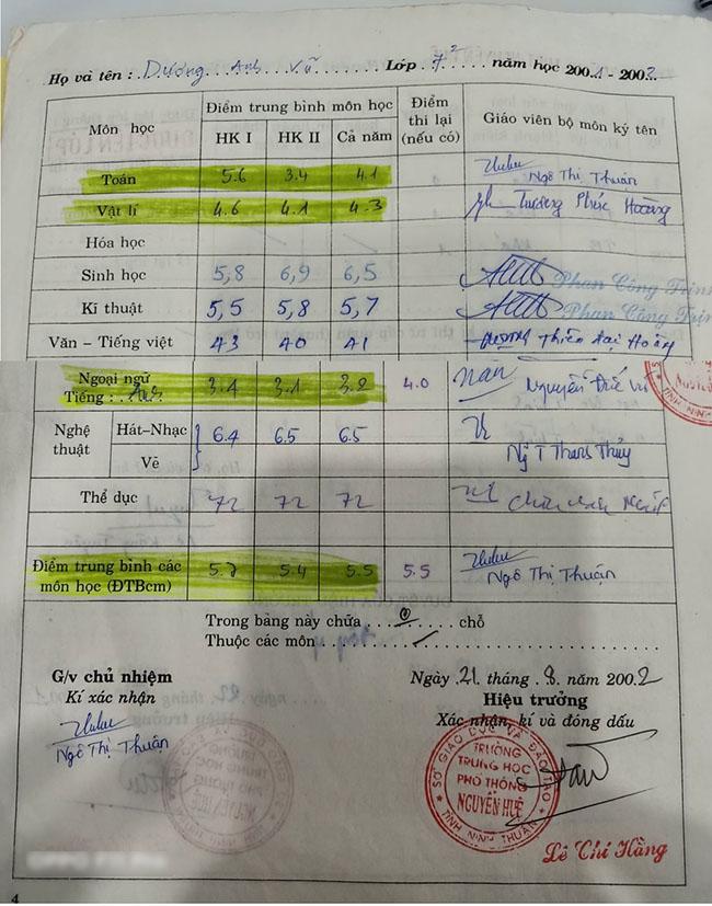 Giám khảo/cố vấn Siêu Trí Tuệ Việt, người giữ 4 kỷ lục thế giới về trí nhớ khoe học bạ gây sốc-3