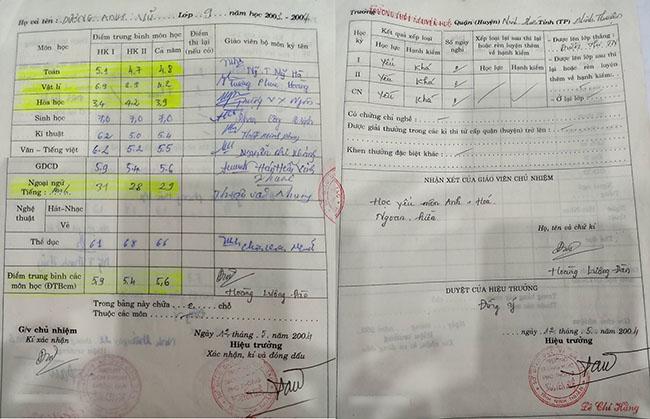 Giám khảo/cố vấn Siêu Trí Tuệ Việt, người giữ 4 kỷ lục thế giới về trí nhớ khoe học bạ gây sốc-5