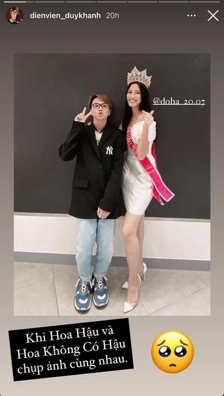 Mới hơn 1 tuần sau khi đăng quang Hoa hậu Việt Nam 2020, gương mặt Đỗ Thị Hà đã xuống sắc không ít-1
