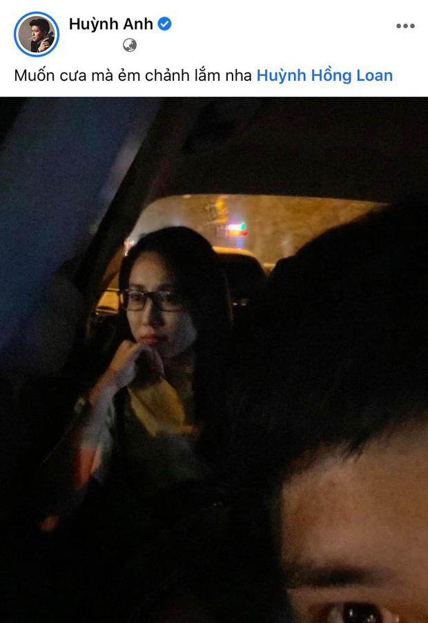 """Gần 1 năm Huỳnh Anh đã kịp qua lại, thả thính"""" cả dàn mỹ nhân: Từ mẹ đơn thân, hotgirl, bạn diễn đến rich kid đều đủ cả-5"""