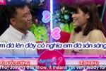 Trong tập 699 'Bạn muốn hẹn hò', nam chính Quốc Cường dễ dàng chinh phục nữ chính Lê Thu.