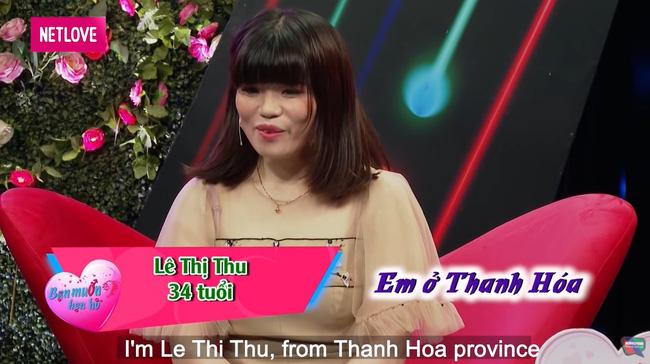 Trong tập 699 Bạn muốn hẹn hò, nam chính Quốc Cường dễ dàng chinh phục nữ chính Lê Thu.-1