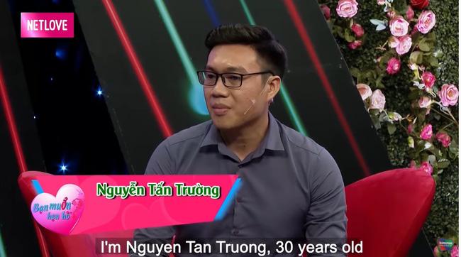 Trong tập 699 Bạn muốn hẹn hò, nam chính Quốc Cường dễ dàng chinh phục nữ chính Lê Thu.-6